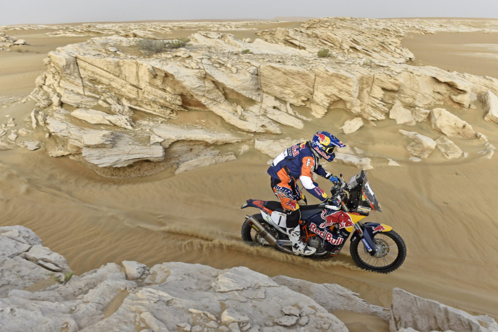 Marc Coma, Sealine Cross-Country Rally 2015