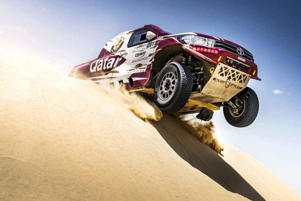 Nasser Al-Attiyah, Sealine Cross-Country Rally 2016