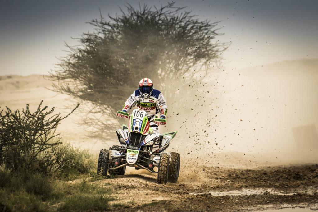 Ignacio Casale, Sealine Cross Country Rally 2016