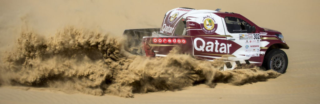 Nasser Al-Attiyah, Dubai International Baja 2017