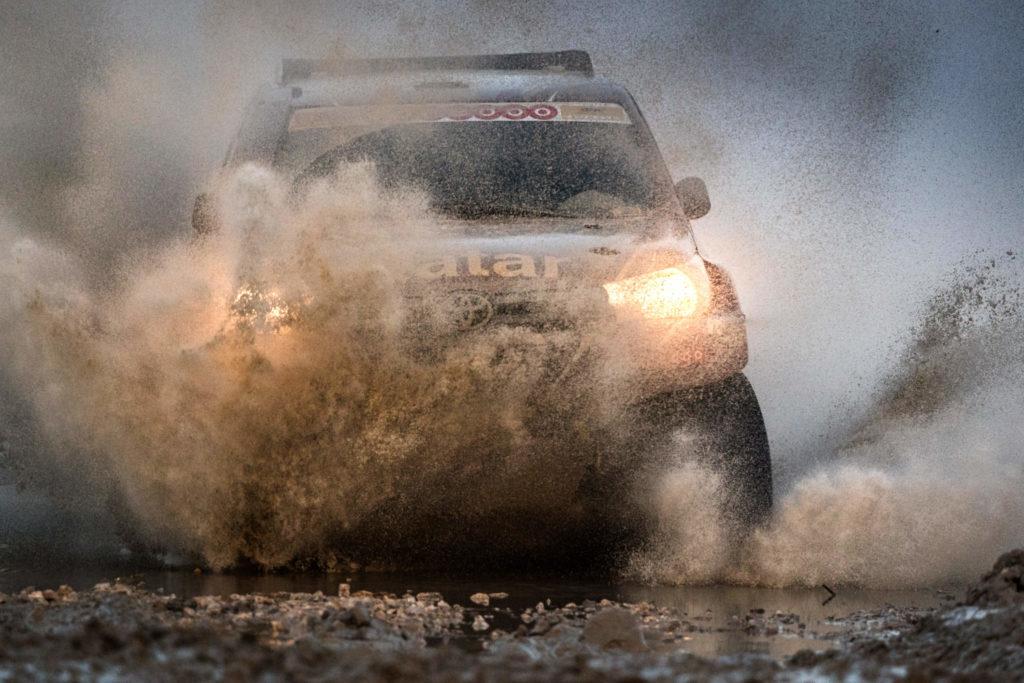 Nasser Al-Attiyah, Qatar Cross-Country Rally 2017