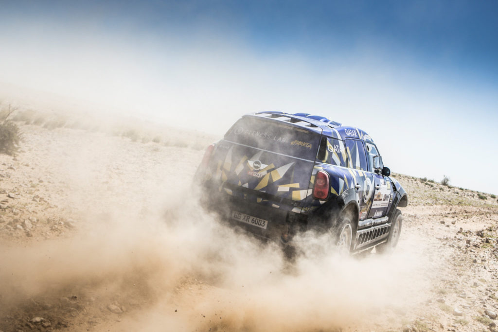 Mohamed Abu Issa, Qatar Cross-Country Rally 2017