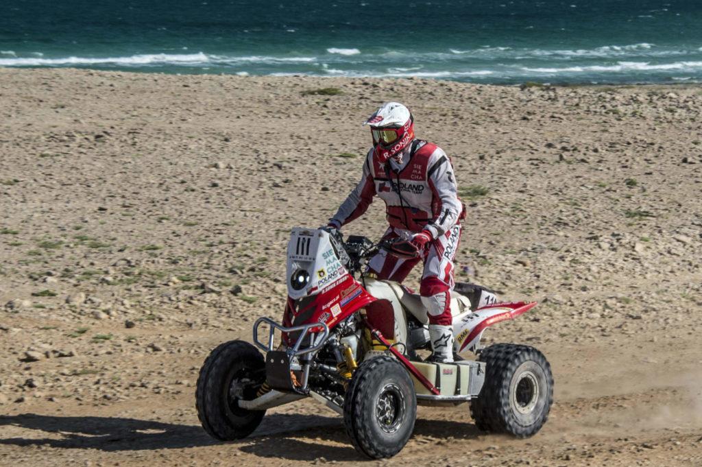 Rafał Sonik, Qatar Cross-Country Rally 2017