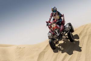 Fahad Al Musallam, Dubai International Baja 2018