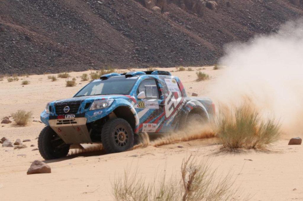 Essa Al-Dossary, Jordan Baja 2018