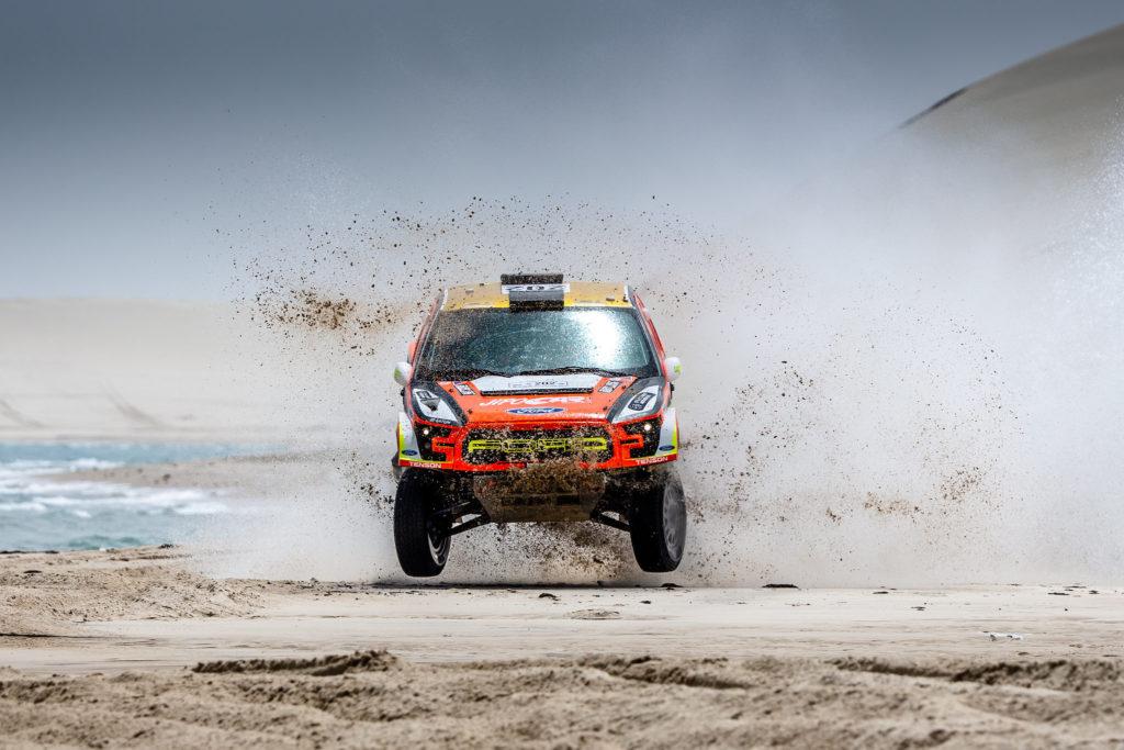 Martin Prokop, Qatar Cross-Country Rally 2018