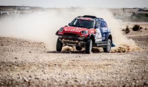 Jakub Przygoński, Qatar Cross-Country Rally 2018