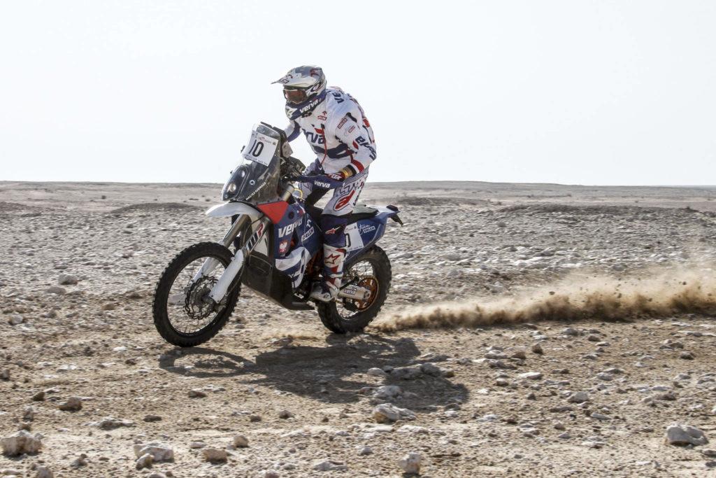Maciej Giemza, Qatar Cross-Country Rally 2018