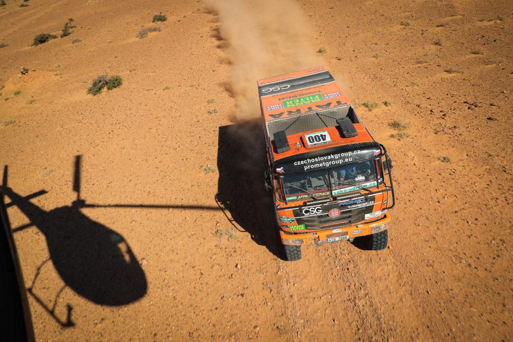 Tomáš Tomeček, Africa Eco Race 2019
