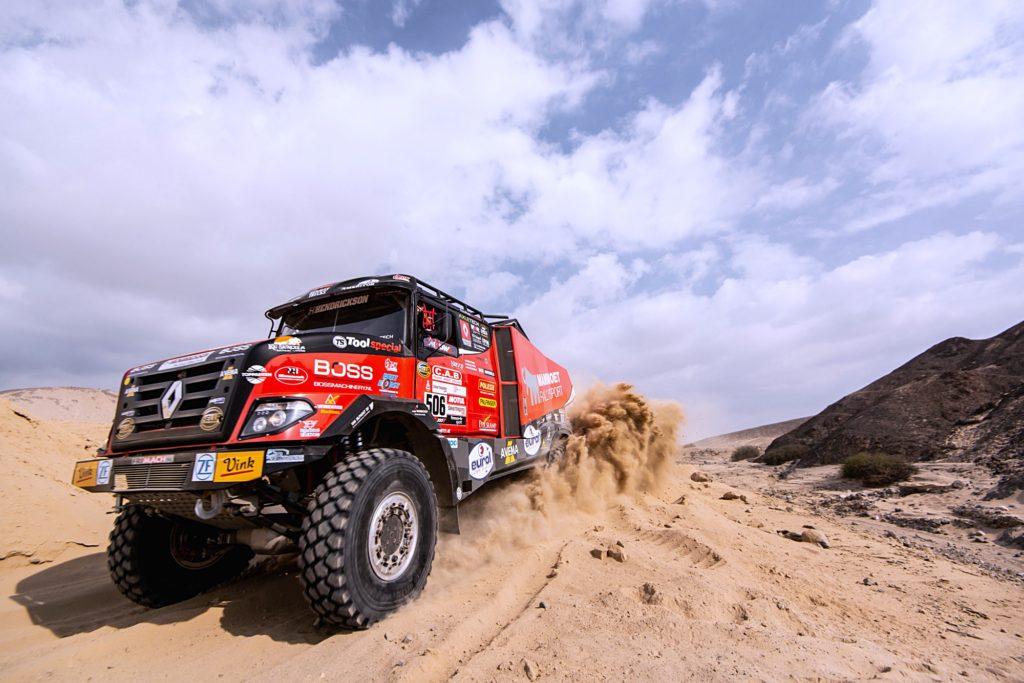 Martin van den Brink, Dakar 2019