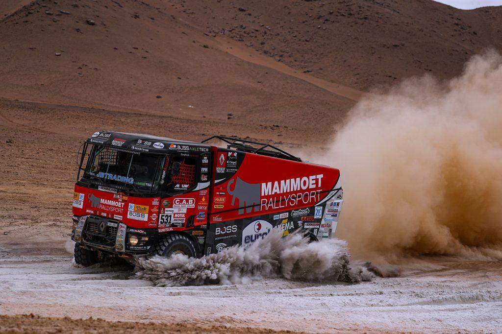 Janus van Kasteren, Dakar 2019