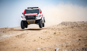 Nasser Al-Attiyah, Qatar Cross-Country Rally 2019