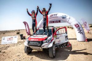 Nasser Al-Attiyah, Qatar Cross-Country Rally 2019