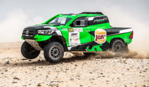 Yazeed Al-Rajhi, Qatar Cross-Country Rally 2019