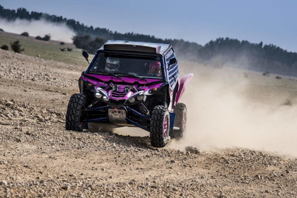 Camelia Liparoti, Qatar Cross-Country Rally 2019