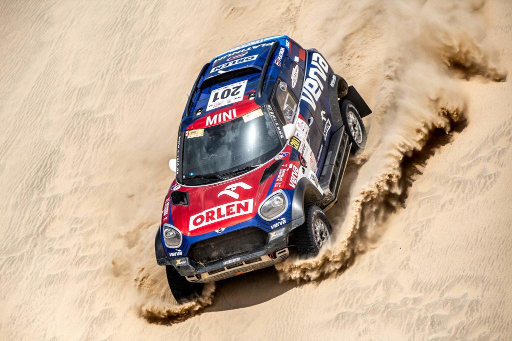 Kuba Przygoński, Qatar Cross-Country Rally 2019