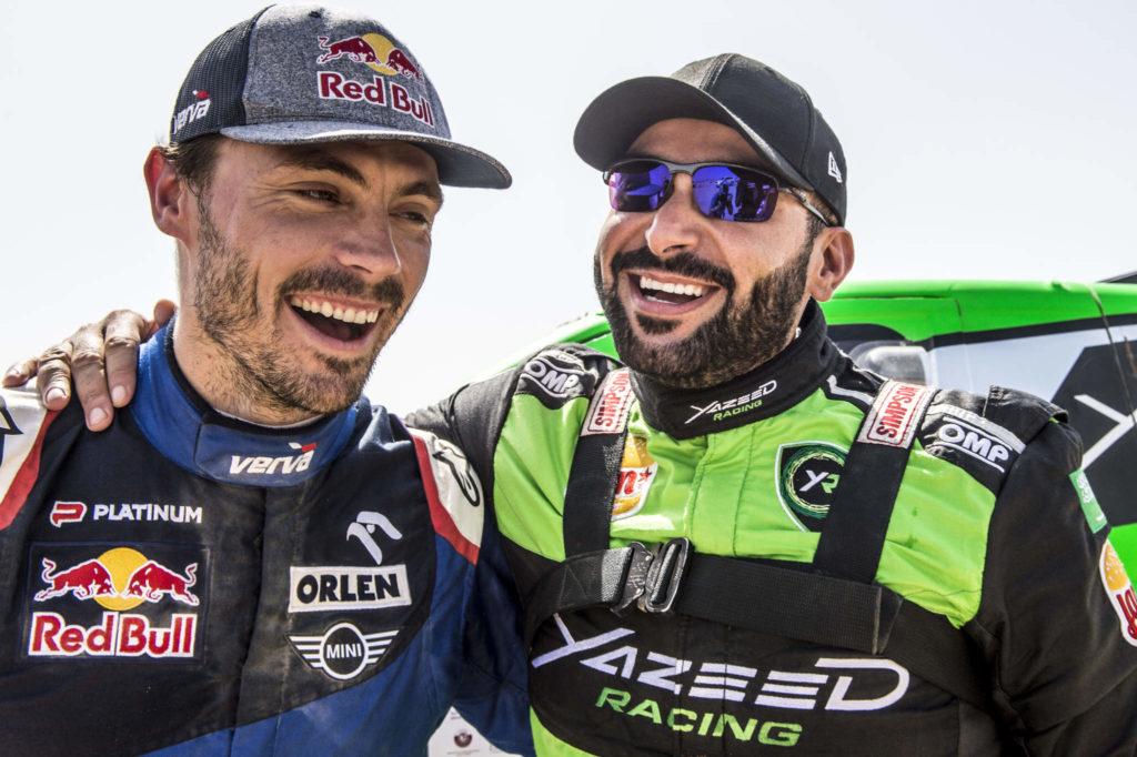 Kuba Przygoński & Yazeed Al-Rajhi, Qatar Cross-Country Rally 2019