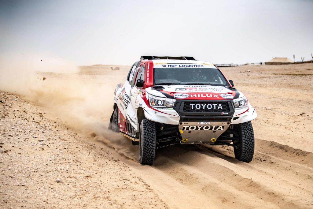 Bernhard ten Brinke, Qatar Cross-Country Rally 2019