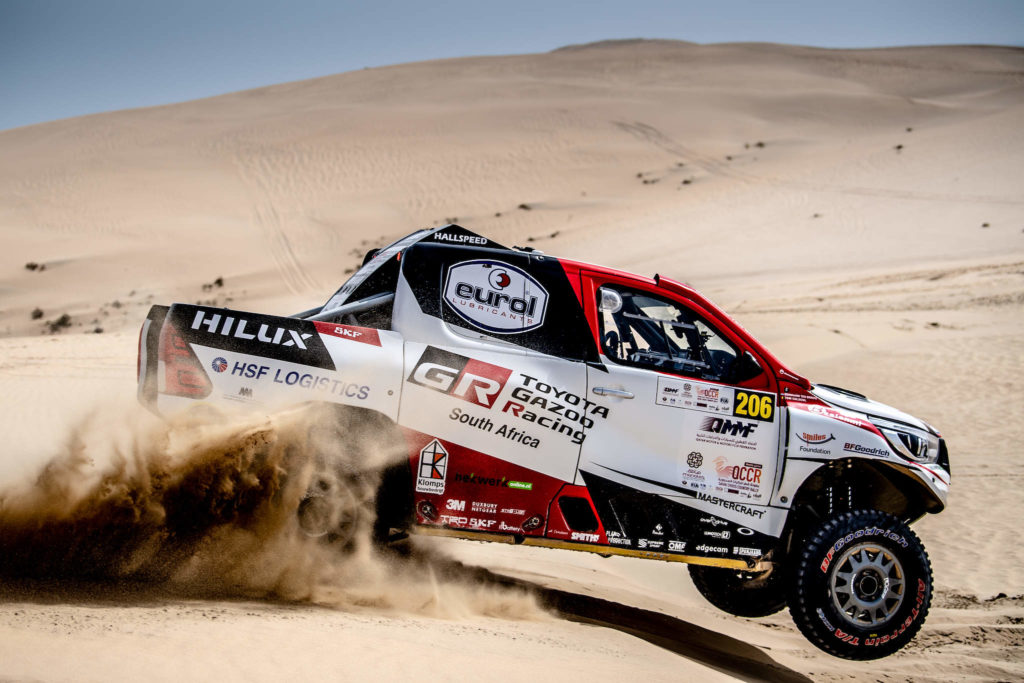 Bernhard ten Brinke, Qatar Cross-Country Rally 2019