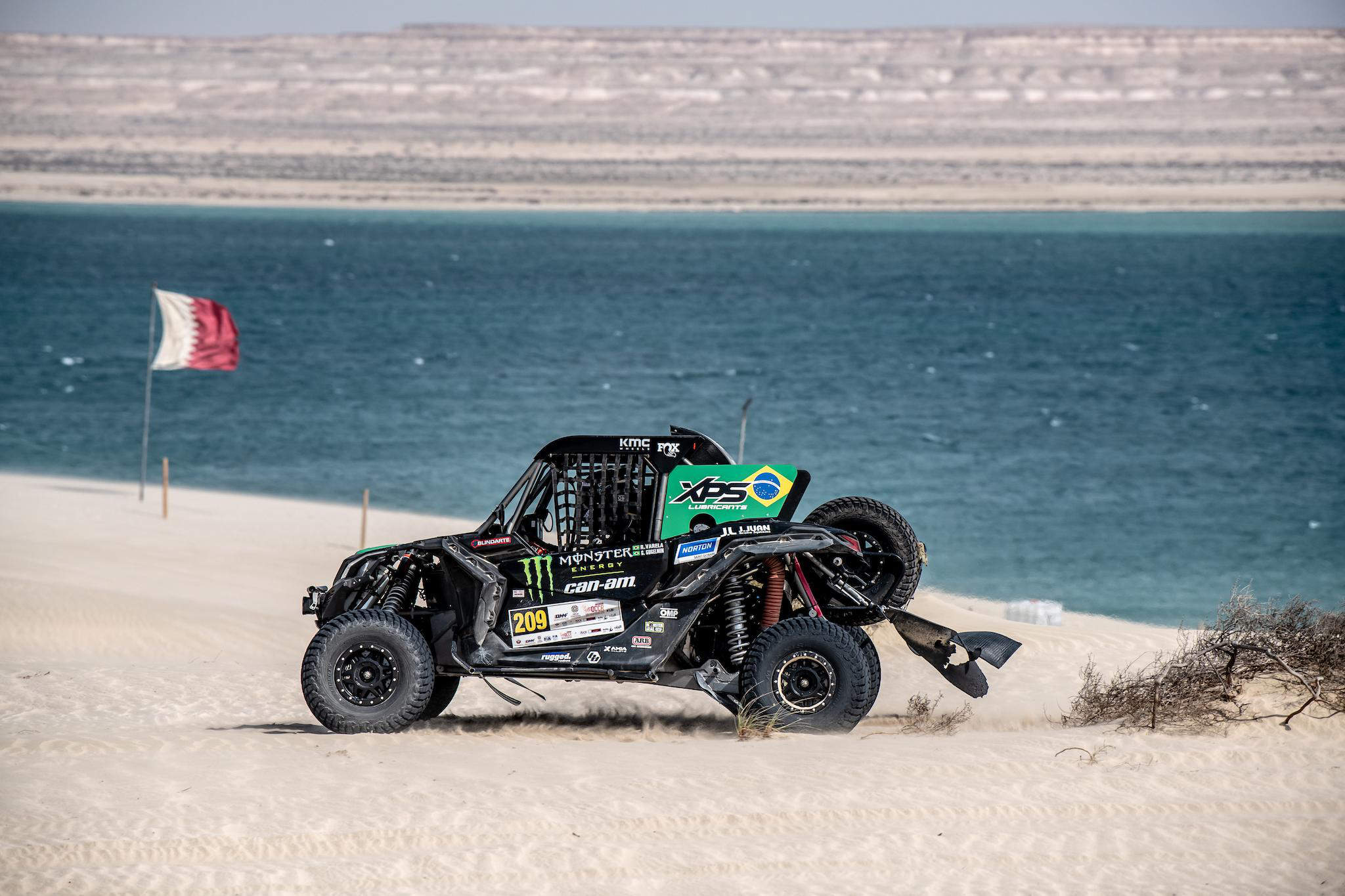 Reinaldo Varela, Qatar Cross-Country Rally 2019