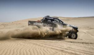 Miroslav Zapletal, Qatar Cross-Country Rally 2019