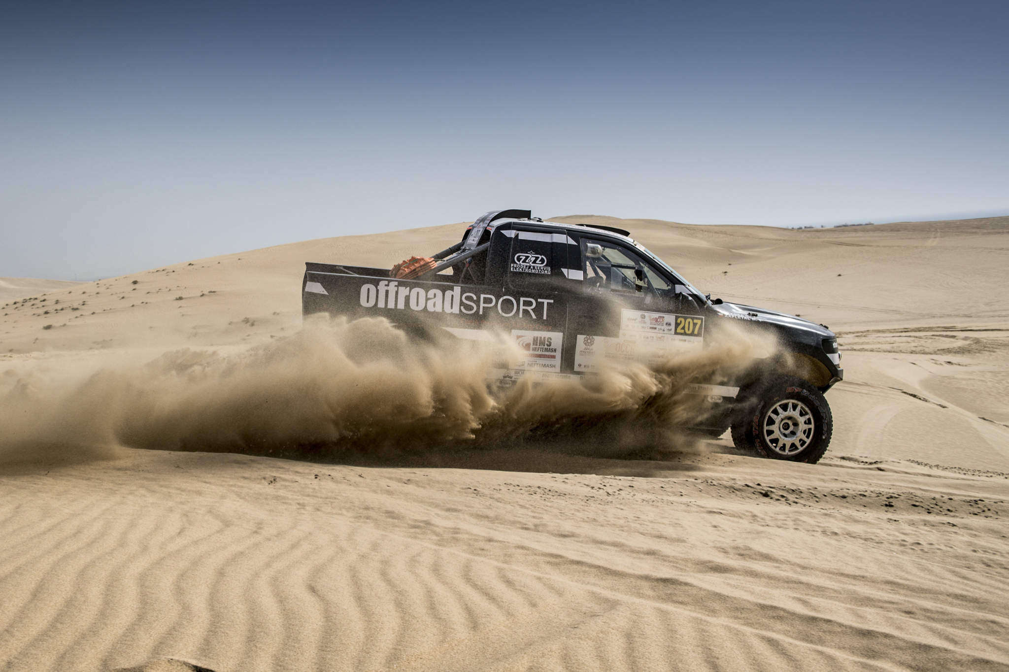 Miroslav Zapletal, Qatar Cross-Country Rally 2019