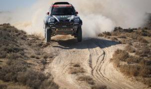 Nani Roma, Turkmen Desert Race 2018