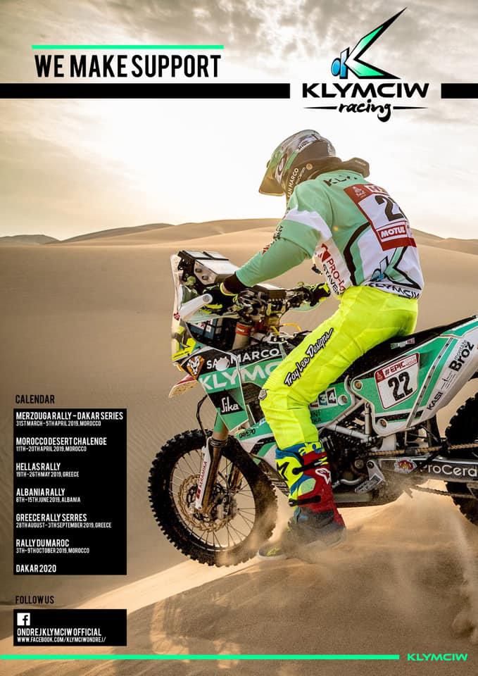 Klymčiw Racing sezona 2019