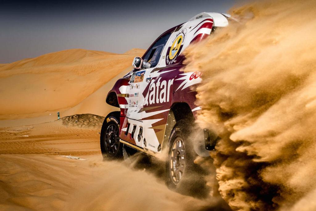 Nasser Al-Attiyah, Abu Dhabi Desert Challenge 2016