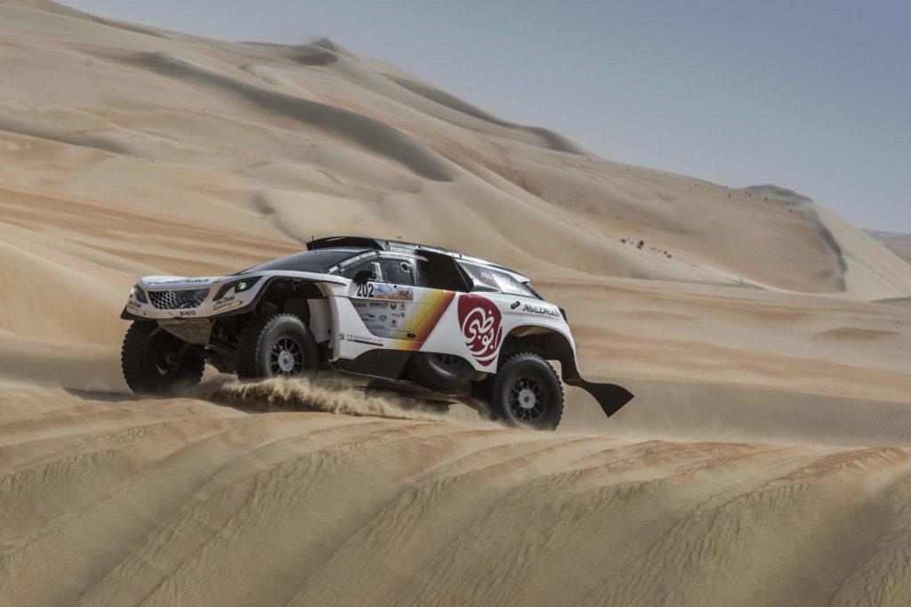 Khalid Al-Qassimi, Abu Dhabi Desert Challenge 2017