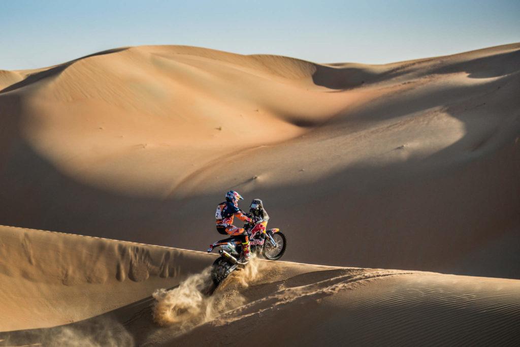 Sam Sunderland, Abu Dhabi Desert Challenge 2017