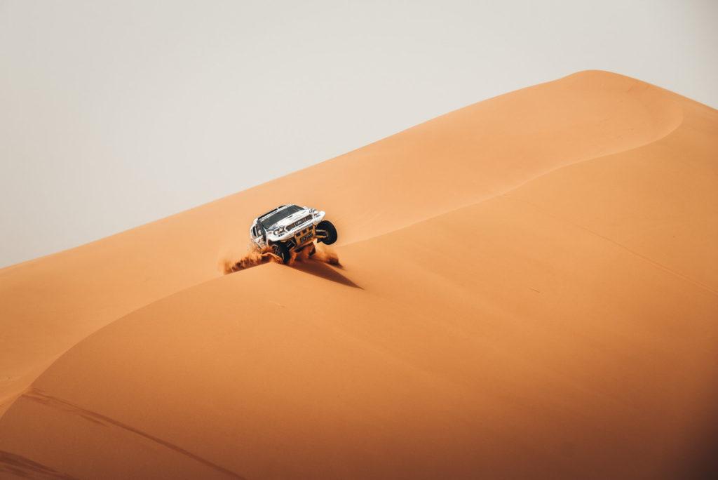 Tomáš Ouředníček, Morocco Desert Challenge 2017