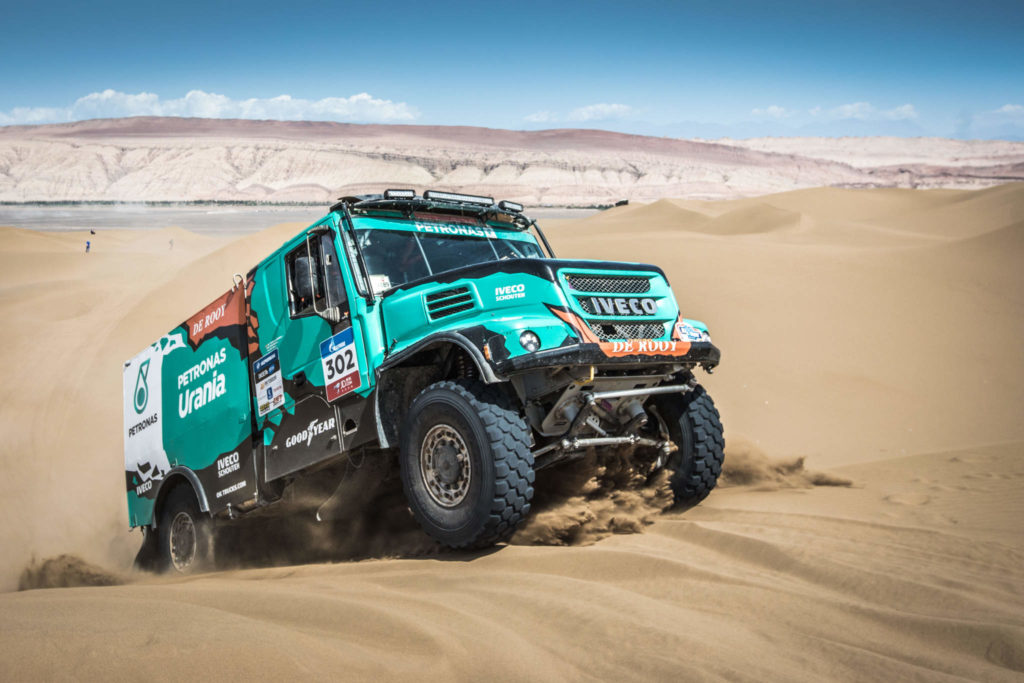Gerard de Rooy, Silk Way Rally 2017