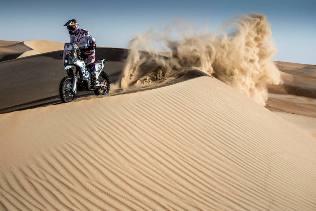 Mohammed Al Balooshi, Abu Dhabi Desert Challenge 2018