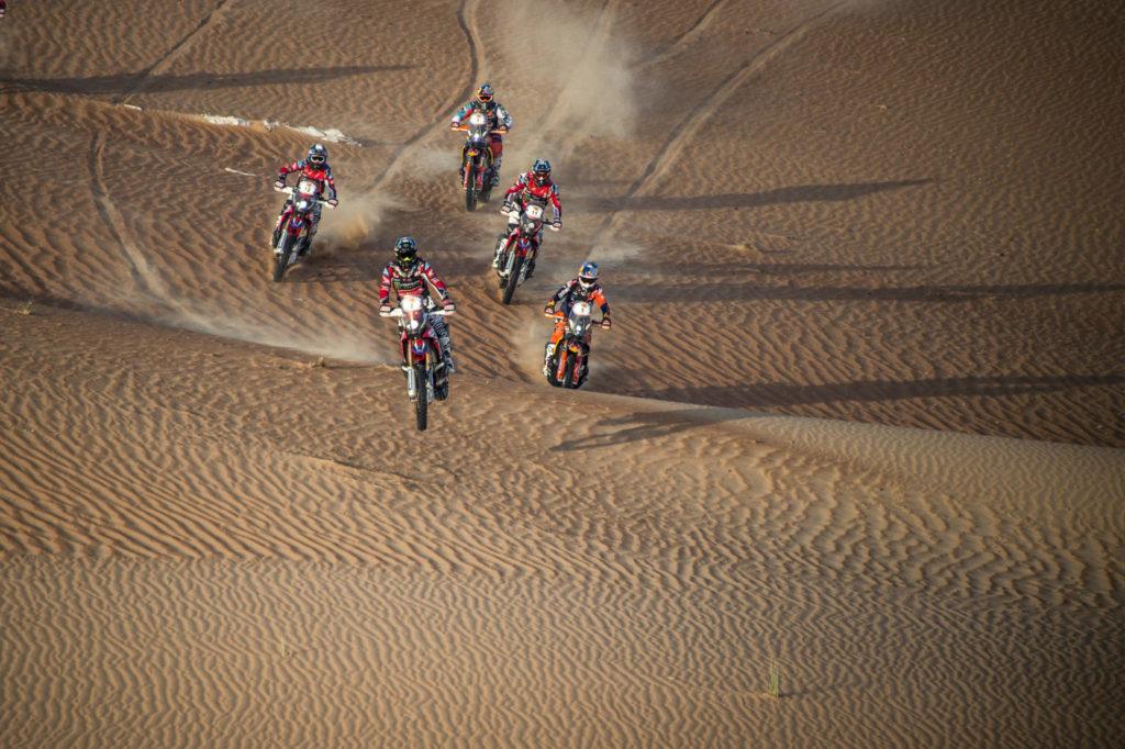 Kevin Benavides, Abu Dhabi Desert Challenge 2018