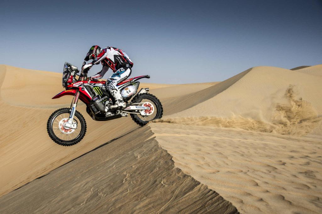 José Ignacio Cornejo, Abu Dhabi Desert Challenge 2018