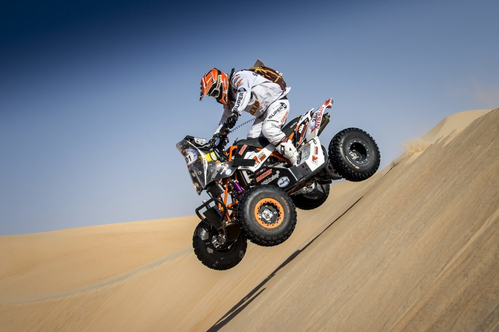 Kees Koolen, Abu Dhabi Desert Challenge 2018