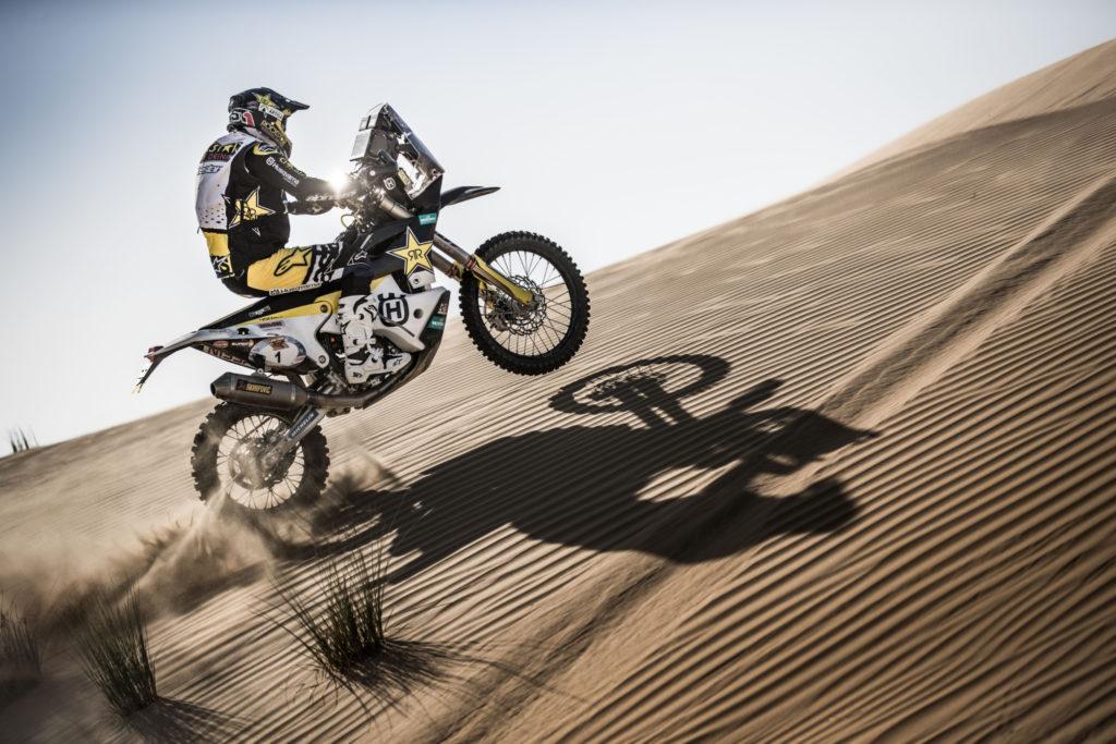 Pablo Quintanilla, Abu Dhabi Desert Challenge 2018