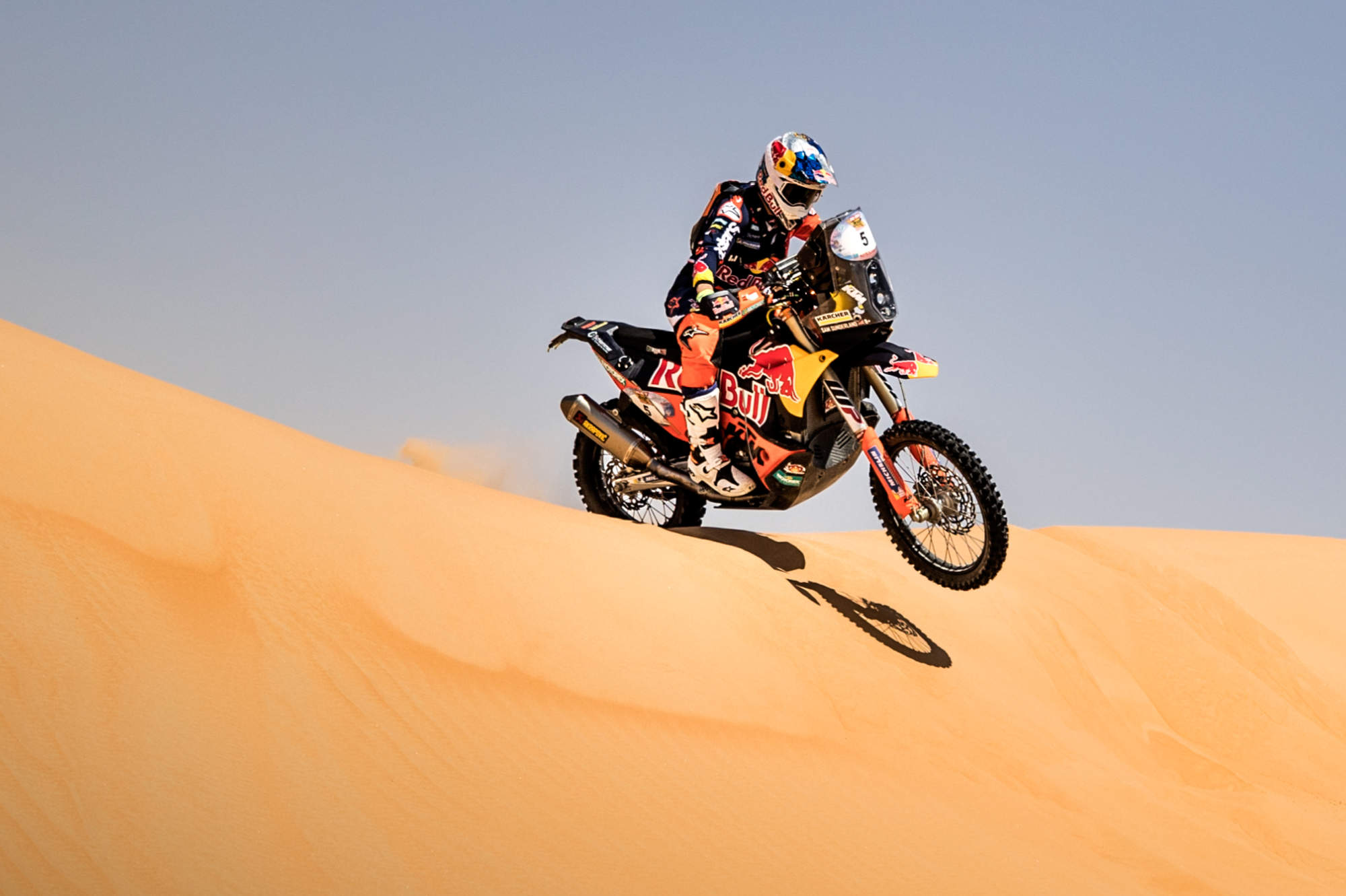 Sam Sunderland, Abu Dhabi Desert Challenge 2018