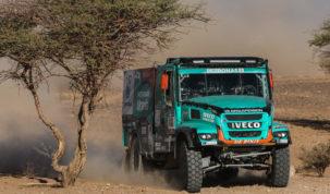 Wulf van Ginkel, Africa Eco Race 2018