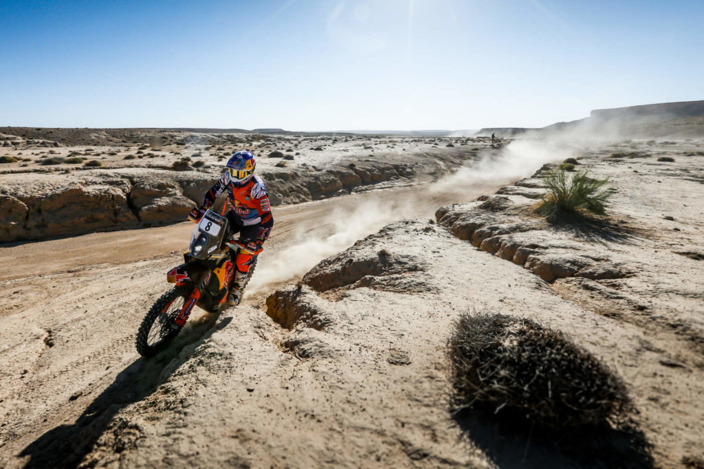 Toby Price, Rallye du Maroc 2018