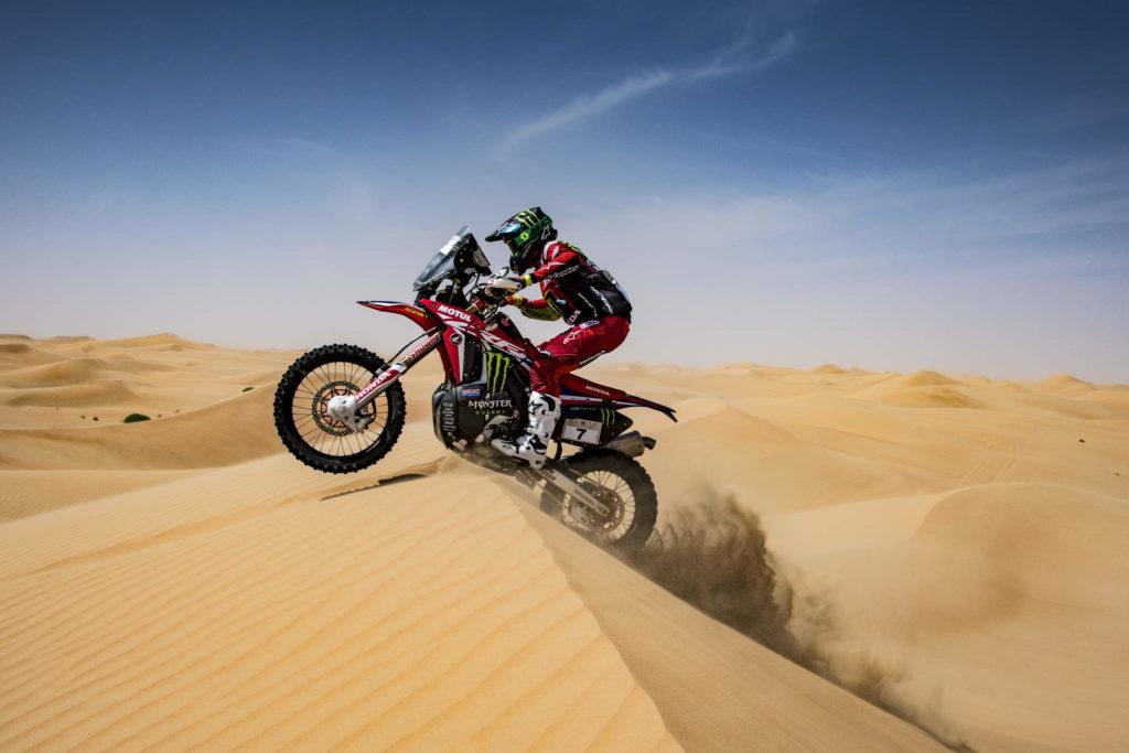 Kevin Benavides, Abu Dhabi Desert Challenge 2019