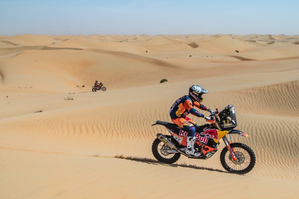 Luciano Benavides, Abu Dhabi Desert Challenge 2019