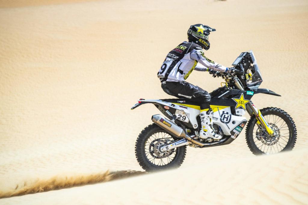Andrew Short, Abu Dhabi Desert Challenge 2019