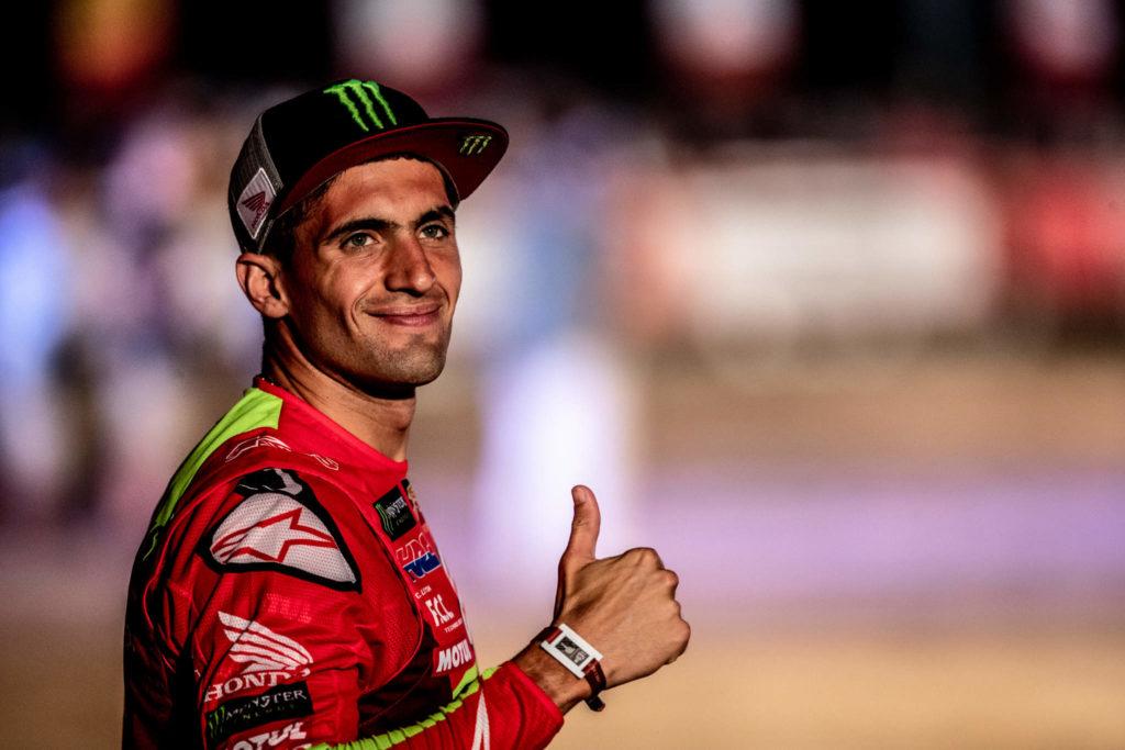 Kevin Benavides, Dakar 2019
