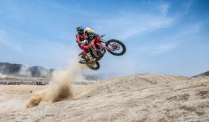 Kevin Benavides, Rally Dakar 2019