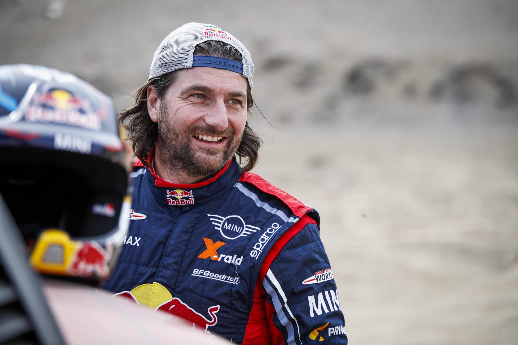 David Castera, Rally Dakar 2019