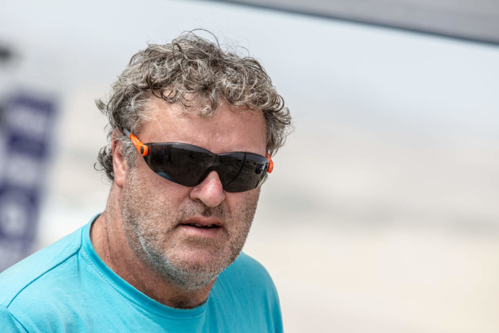 Ervín Krajčovič, Rally Dakar 2019
