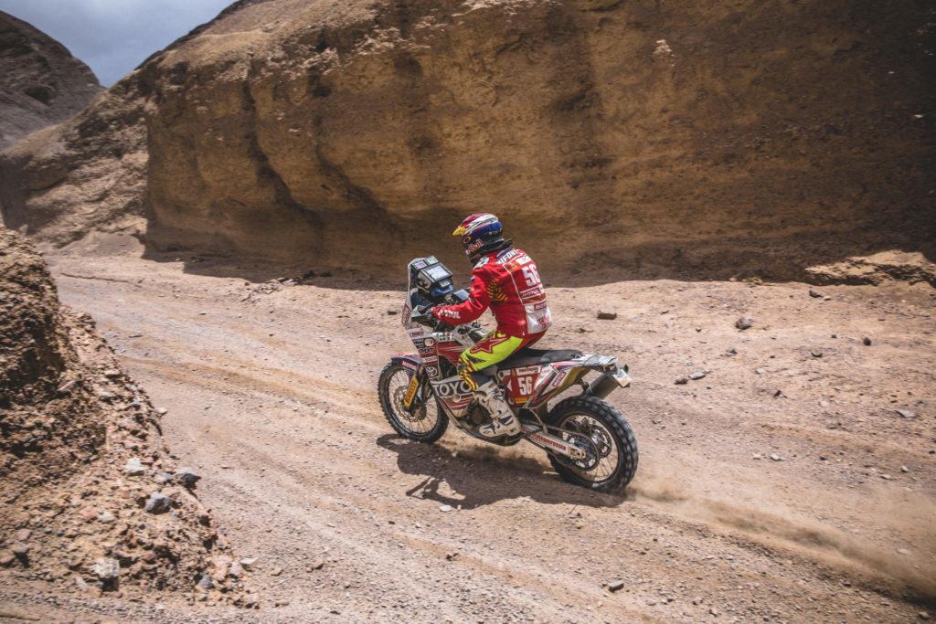 Anastasija Nifontova, Dakar 2019