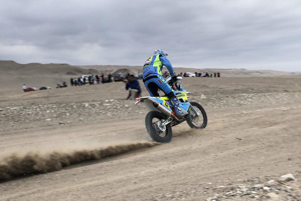Joan Pedrero, Rally Dakar 2019